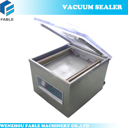 Dz Series High Performance Cheese Vacuum Sealer Packer (DZ-400D) pictures & photos