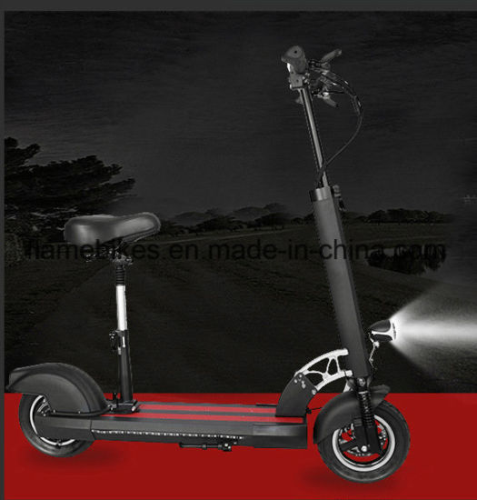 Aluminum Electric Portable Bike with 400W Brushless Motor pictures & photos