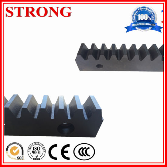 Steel and Nylon Gear Rack for Sliding Gate pictures & photos