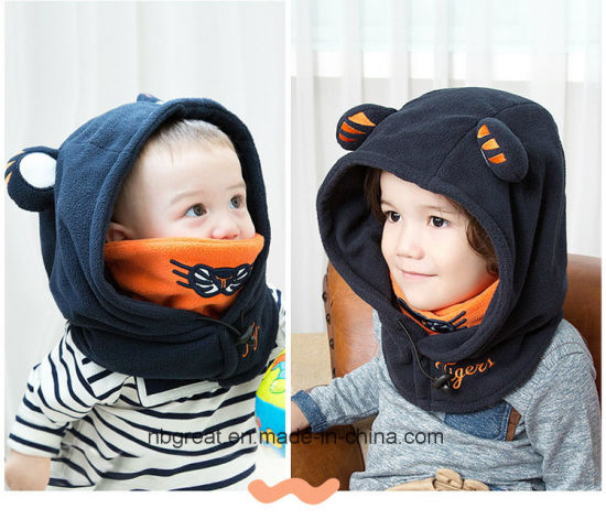 Wholesale Fashion Keep Warm Children′s Winter Hats pictures & photos