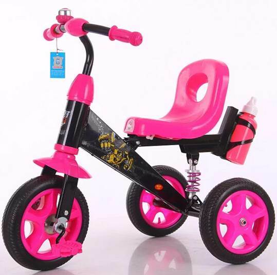 Hot Sales Simple Children Baby Kids Tricycle with Ce Certificate pictures & photos