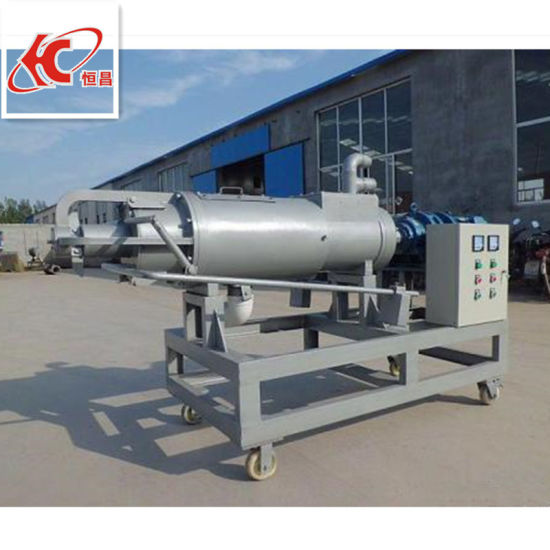 China Factory Supply Cow Dung / Animal Manure Dewatering Machine pictures & photos