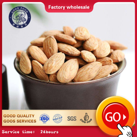 Natural New Crop 100% Natural Almond Nuts High Quality pictures & photos