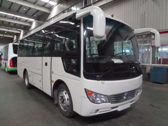 2017 Luxury Used Passenger Bus (Slk6750) pictures & photos