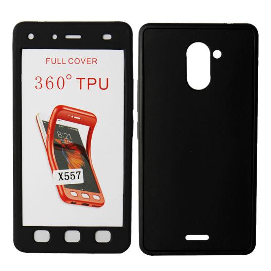 360 TPU Super Creative Case for Infinix X557 Case