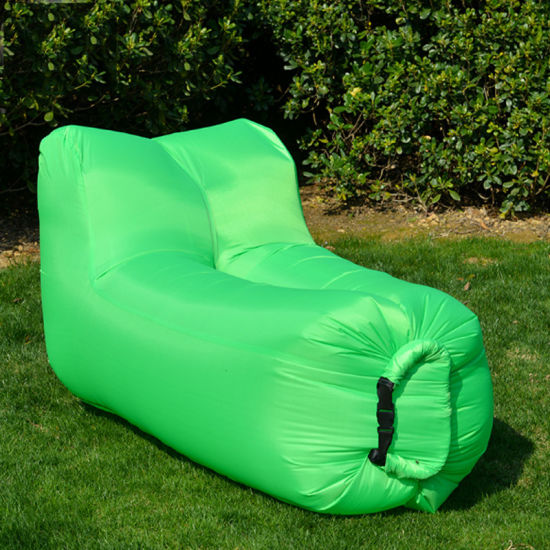 Portable Fast Inflatable Air Bag Lounger Bean Chair