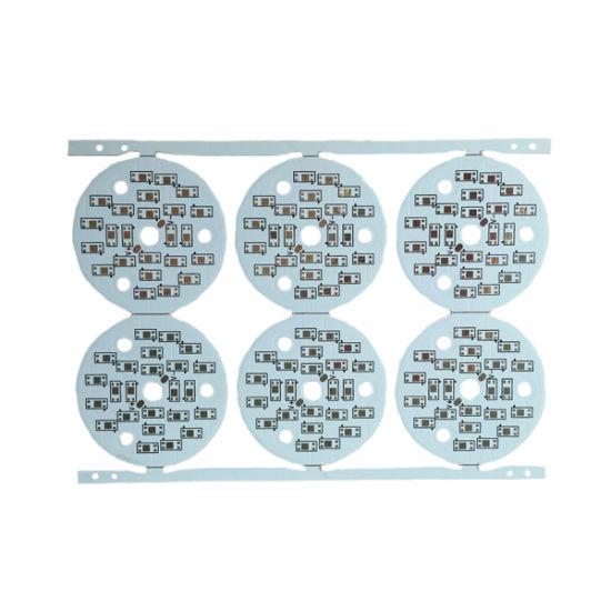 Single-Sided Aluminum Base PCB Usage for LED PCB Prototype