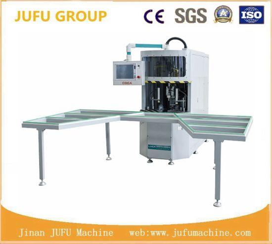China PVC Window Frame Corner Cleaner Machine - China PVC Aluminum ...