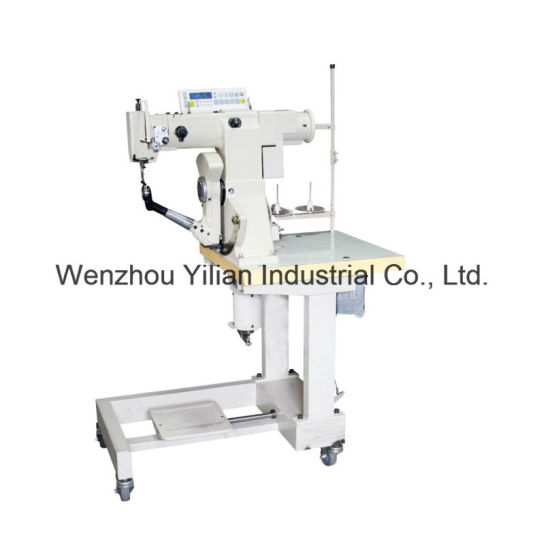 168 Shoe Sole Making Double Thread Seat Inner Industrial Sewing Machine