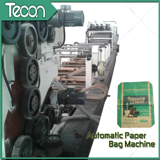 High-Technology Valve Paper Bag Making Machine (ZT9802S & HD4916BD) pictures & photos