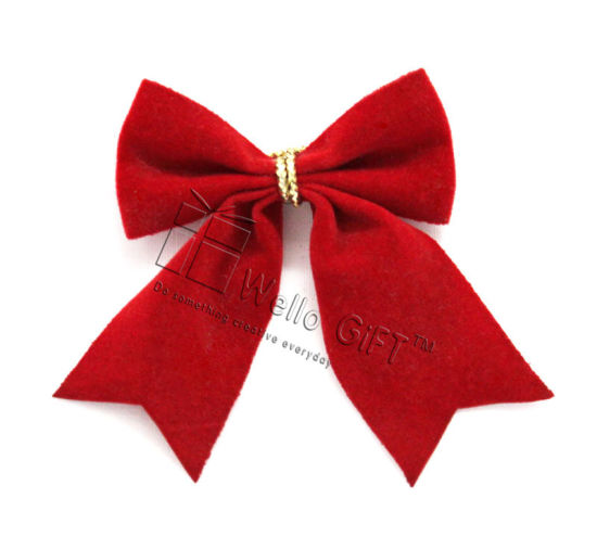 Customized Cheap Gift Packaging Holiday Bow (CBB-1059) pictures & photos