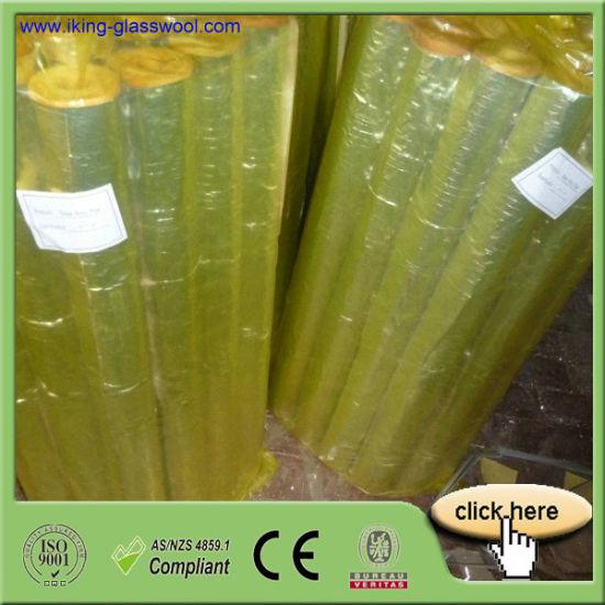China Fiber Glass Wool Pipe Insulation China Glass Wool