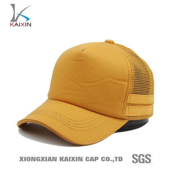 0c673fb49e1 China Custom Design Your Own Blank Foam Trucker Hat Mesh Cap - China ...