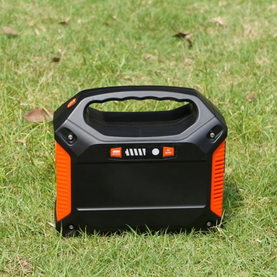 100W Portable Solar Emergency Rechargeable Portable Solar Power Generator