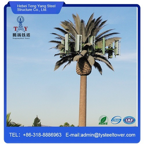 GSM Antenna Date Palm Tree Telecom Camouflaged Tree Tower pictures & photos
