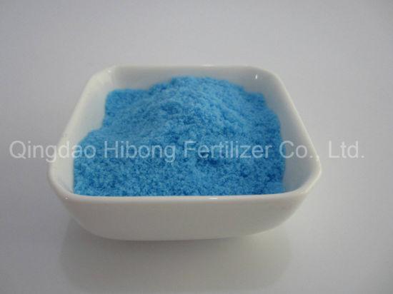 Fertilizer NPK 20-20-20 Te Blue Fertilizer