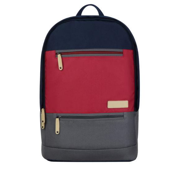 Famous Design Colored Nylon Handbags Laptop Backpack Bag (FRT4-38)