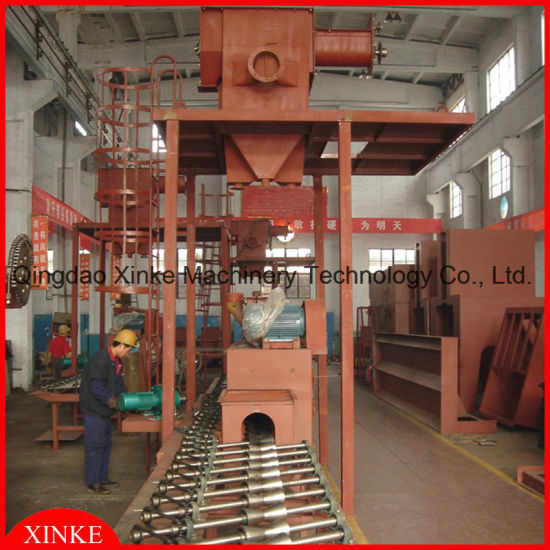 Steel Tube Shot Blasting Machine pictures & photos