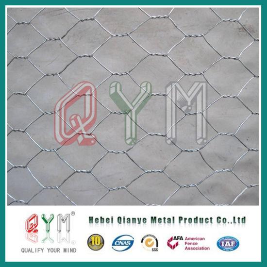 Hexagonal Wire Mesh/ Hexagonal Chicken Wire Netting/ Galvanized Wire Mesh