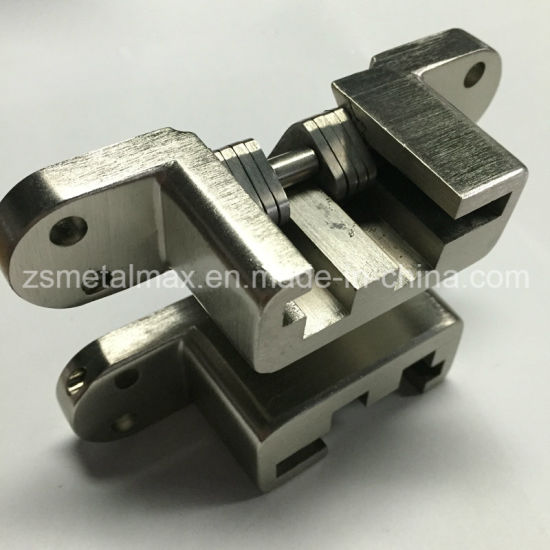 Zinc Alloy Door Concealed Hinge (22B02) pictures & photos