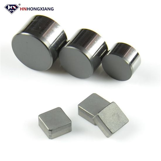 China Factory Made Polycrystalline Diamond PDC Cutter pictures & photos