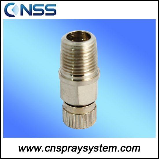 China Misting System Fog Nozzle with 1/8