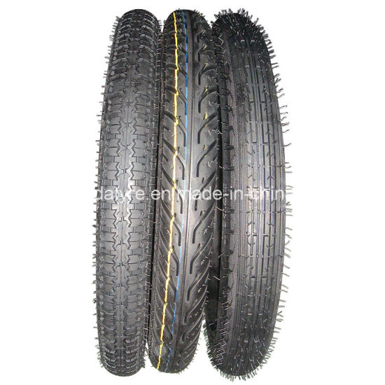 China Dunlop Motorcycle Tyre/Tire (225-17, 250-17, 275-17) - China