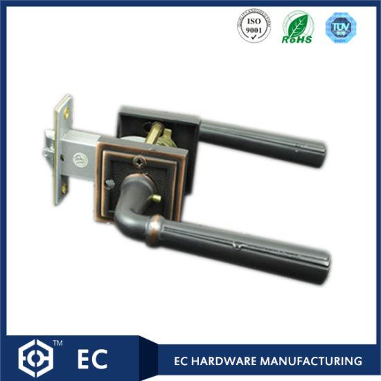 China (YS002) Door Lock Brass Bathroom Door Lock - China