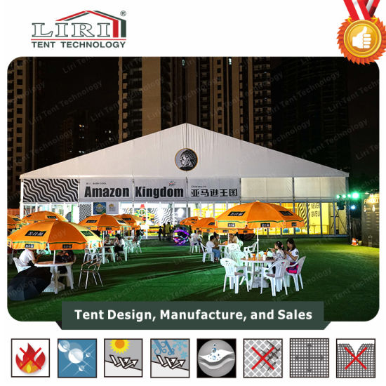 9*12 White Frame Tent for Outdoor Events for Sale pictures & photos