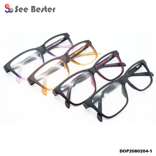 d5fc0e043167 Latest Fashion Cp Injection Glasses China Wholesale Plastic Optical Frame  Eyeglass Frame