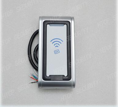 IP66 Waterproof RFID Access Control Card Reader Mar6 Vandalproof