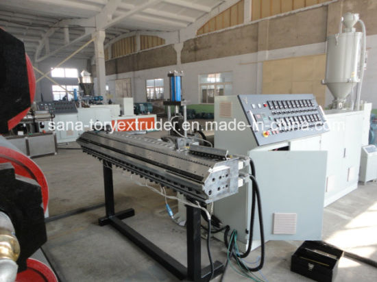 Plastic PVC Sheet Extrusion Production Line/ Extruder Machine