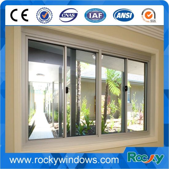 Rocky Office Sliding Glass Window