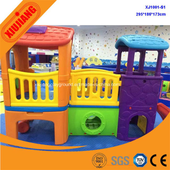 China Kids Toy Plastic Small Doll House For Mcdonald Kfc China