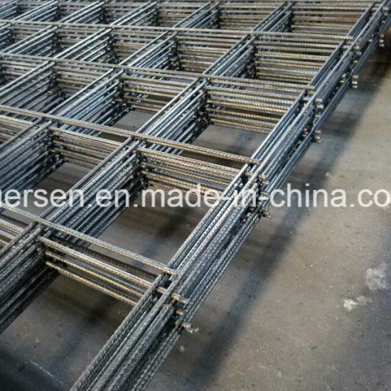 China Lowes Iron Steel Welded Wire Mesh Used to Concrete