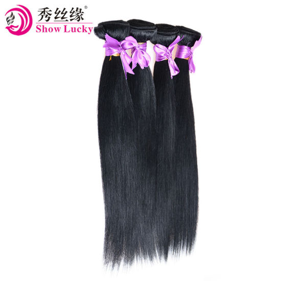 Hot Selling Straight Hair Bundles for African Black Women 12-28 Inch Synthetic Hair Weave Kanekalon Hair Wefts