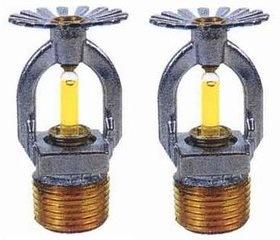 79 Degree Brass Fire Sprinkler