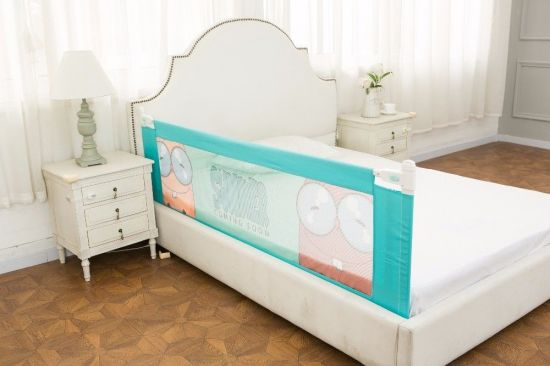 Baby Items Safe Eco-Friendly Child Safety Bed Rail Colorful Non-Toxic Safety Playpen Baby Play Fence