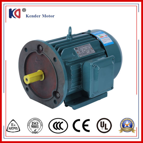 High Efficiency Three-Phase AC Motor for Textile Machinery pictures & photos