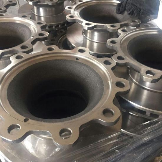 Truck Parts Brake Disc Auto Spare Parts for Auto Accessory