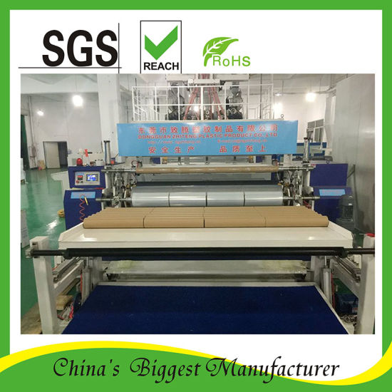 Hand and Machine Cling/Shrink/Wrapping PE Cast Stetch Film pictures & photos
