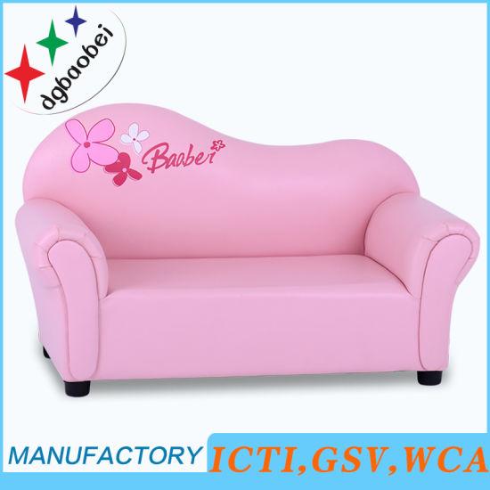 China Modern Home Living Room Children Furniture/Curve Backed Kids ...