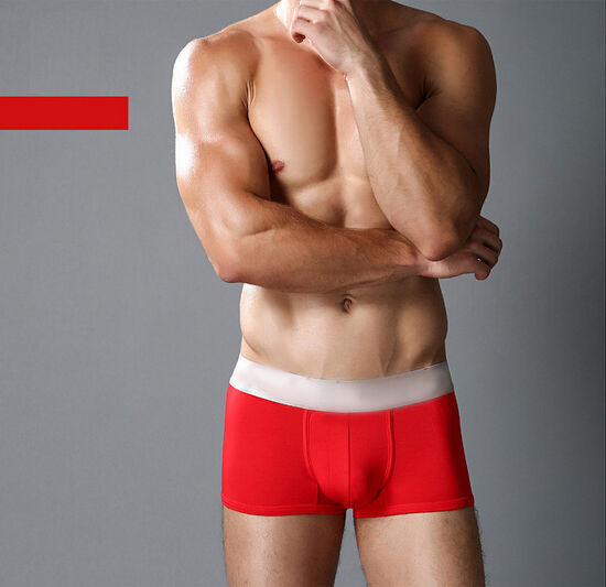 9ac1f21897158a 2018 New Style Filament Waistband Cotton/Spandex Fashion Man Panties  pictures & photos