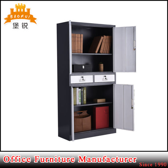 china office furniture vertical 4 door steel filing cabinet with 2 4 door metal filing cabinet