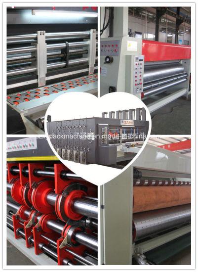 Automatic Digital Printing Slotting Die-Cutting Machine