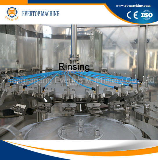 Pure Water Washing Filling Capping Machine pictures & photos
