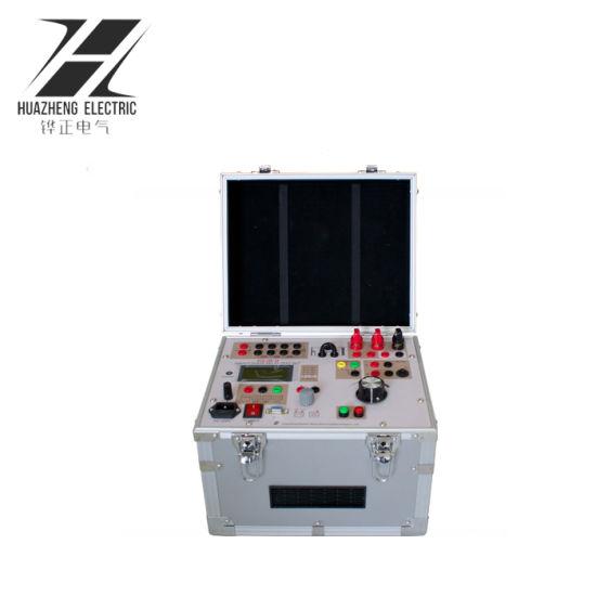 China Universal Testing Machine Usage Single Phase Protection Relay