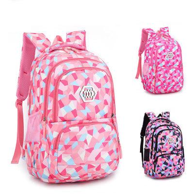 Elementary School Schoolbag Girl Junior High School Bag Student Backpack Cute Explosion Backpack