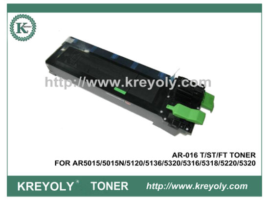 Compatible Sharp Toner Cartridge AR-016 202 ST/T/FT/NT pictures & photos