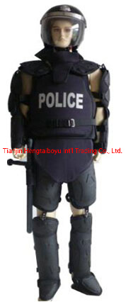 Wholesale Cheap China Police Anti Riot Suits Armor with Helmet
